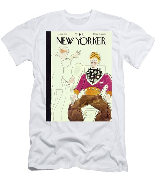 New Yorker October 15 1938 Men's T-Shirt (Athletic Fit)