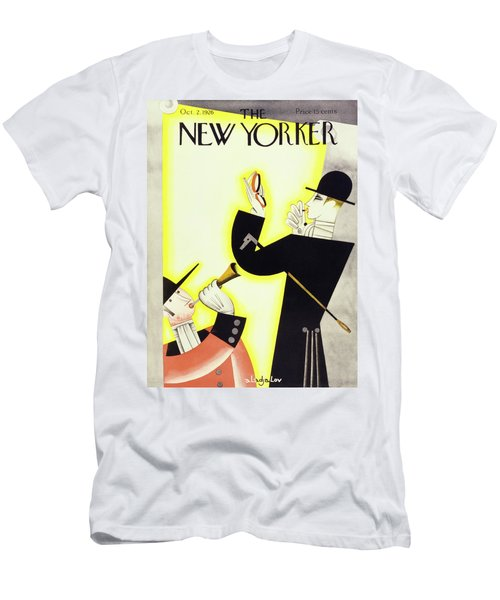 New Yorker October 2 1926 Men's T-Shirt (Athletic Fit)