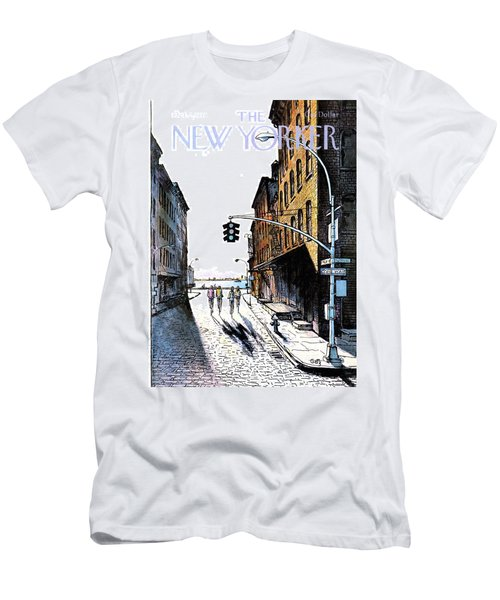 New Yorker October 2nd, 1978 Men's T-Shirt (Athletic Fit)