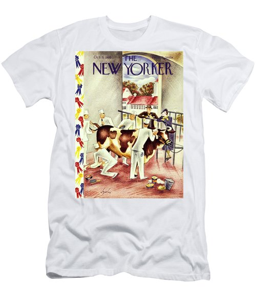 New Yorker October 5 1935 Men's T-Shirt (Athletic Fit)