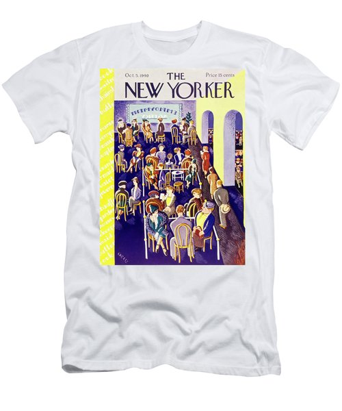 New Yorker October 5 1940 Men's T-Shirt (Athletic Fit)