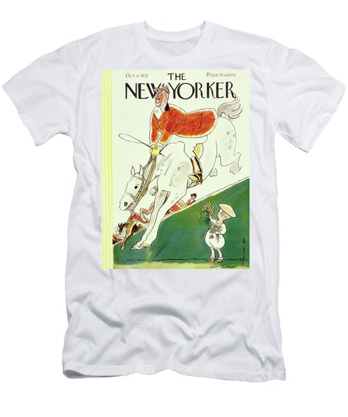 New Yorker October 8 1932 Men's T-Shirt (Athletic Fit)