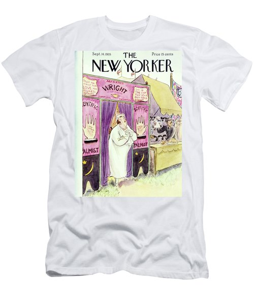 New Yorker September 14 1935 Men's T-Shirt (Athletic Fit)