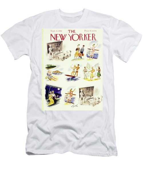 New Yorker September 14 1940 Men's T-Shirt (Athletic Fit)