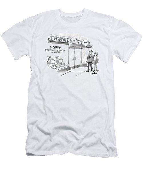 New Yorker September 20th, 1993 Men's T-Shirt (Athletic Fit)