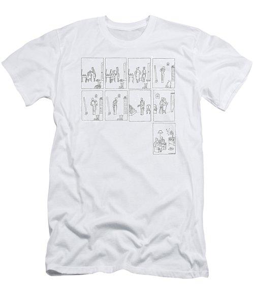 New Yorker September 28th, 1929 Men's T-Shirt (Athletic Fit)