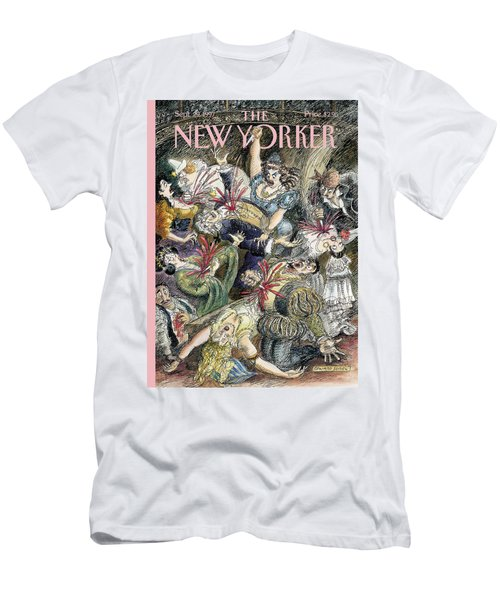 New Yorker September 29th, 1997 Men's T-Shirt (Athletic Fit)