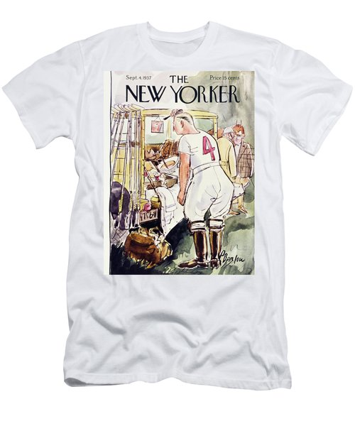 New Yorker September 4 1937 Men's T-Shirt (Athletic Fit)