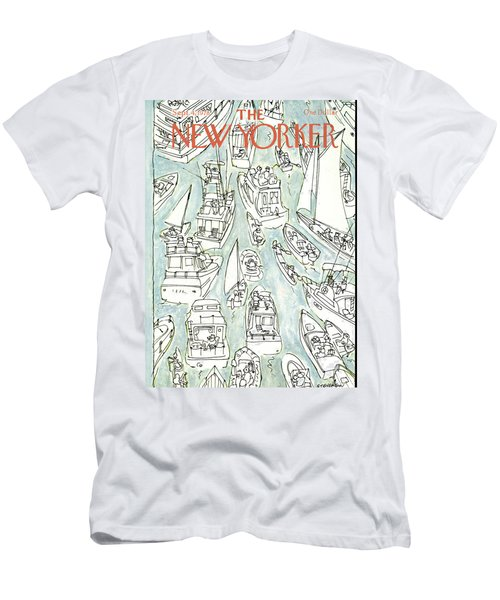 New Yorker September 4th, 1978 Men's T-Shirt (Athletic Fit)