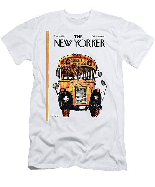 New Yorker September 9th, 1974 Men's T-Shirt (Athletic Fit)