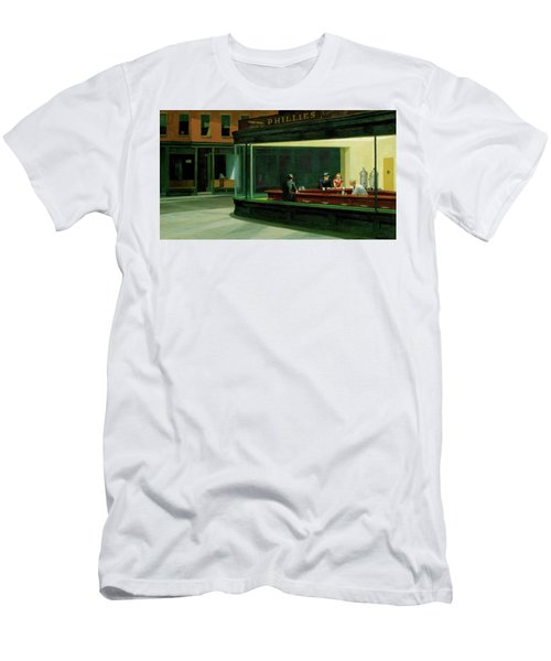 Nighthawks Men's T-Shirt (Athletic Fit)