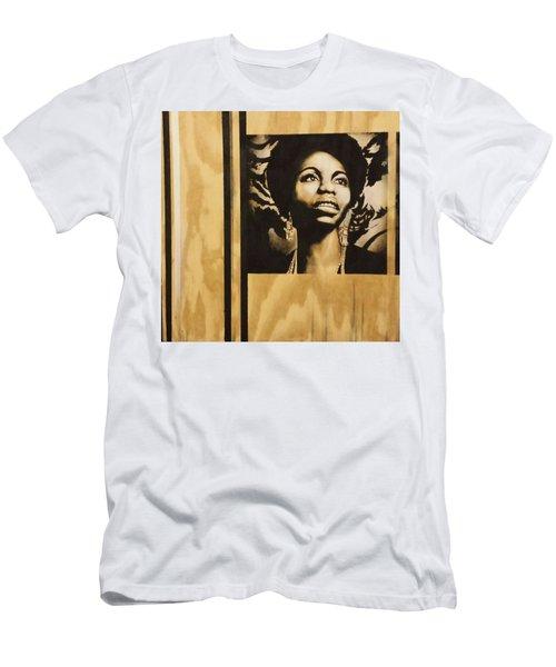 Nina Men's T-Shirt (Athletic Fit)