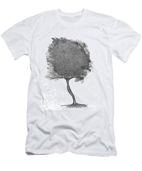 November 2011 Men's T-Shirt (Athletic Fit)