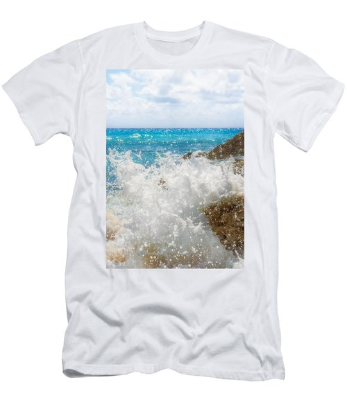 Ocean Spray Men's T-Shirt (Athletic Fit)