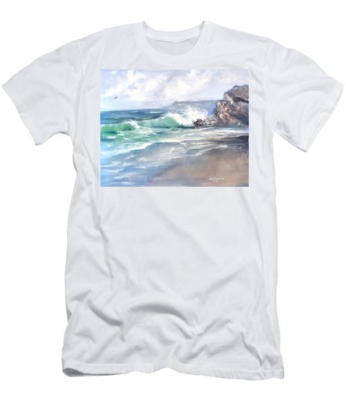 Ocean Surf Men's T-Shirt (Athletic Fit)