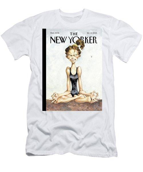 Ohmmm! Men's T-Shirt (Athletic Fit)
