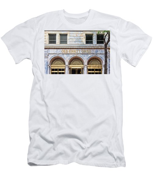 Old Ebbitt Grill Men's T-Shirt (Athletic Fit)