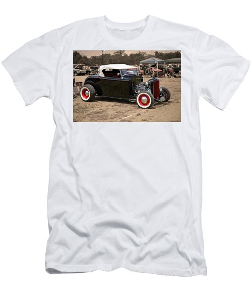 Old School Hot Rod Men's T-Shirt (Athletic Fit)