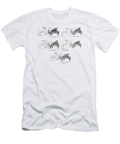 ...on The Avenue... ...on The Avenue... ...on Men's T-Shirt (Athletic Fit)