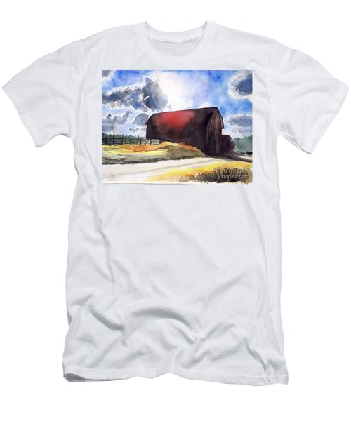 On The Macon Road. - Saline Michigan Men's T-Shirt (Athletic Fit)