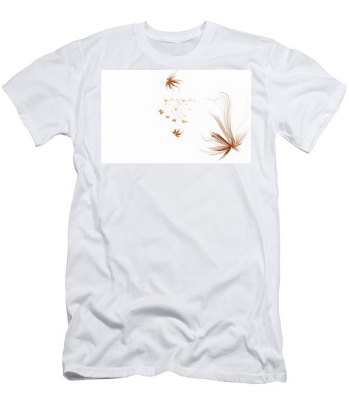 On The Wind Men's T-Shirt (Slim Fit) by GJ Blackman