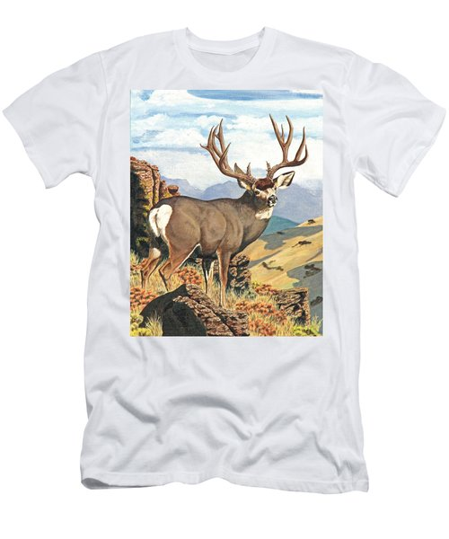 One Last Look Men's T-Shirt (Athletic Fit)
