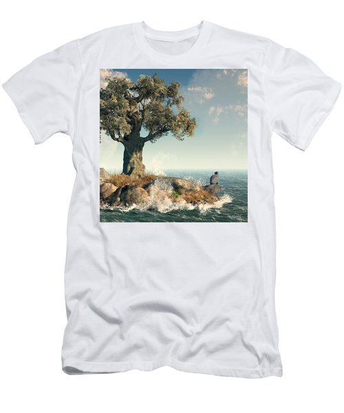 One Tree Island Men's T-Shirt (Athletic Fit)