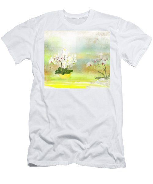 Orchids - Limited Edition 1 Of 10 Men's T-Shirt (Athletic Fit)