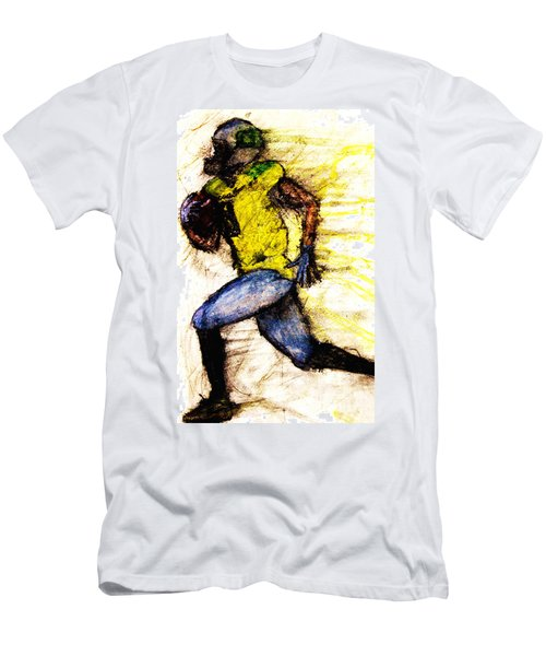 Oregon Football 2 Men's T-Shirt (Athletic Fit)