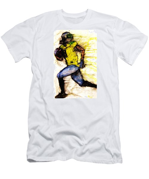 Oregon Football 2 Men's T-Shirt (Athletic Fit)