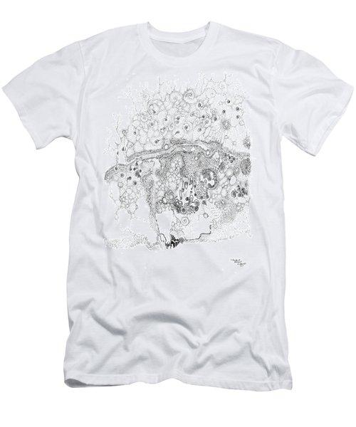 Origins Of Species Men's T-Shirt (Athletic Fit)