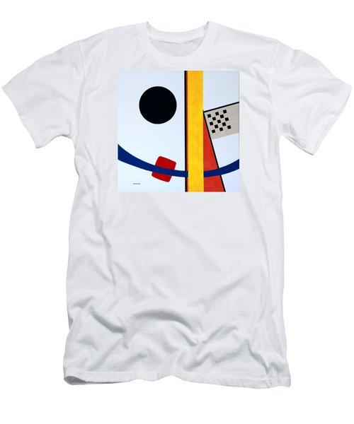 Orion's Belt Men's T-Shirt (Slim Fit) by Thomas Gronowski
