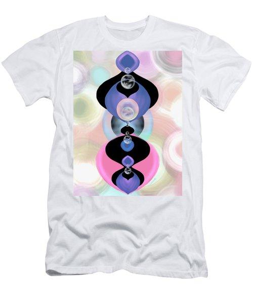 Ornamental Fascination Men's T-Shirt (Slim Fit) by Christine Fournier