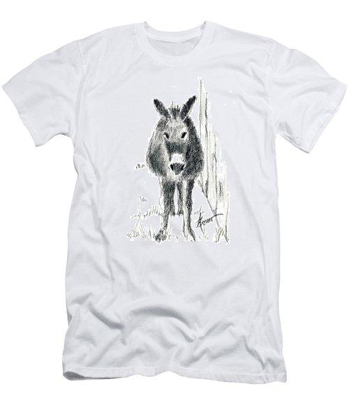 Our New Friend Men's T-Shirt (Athletic Fit)