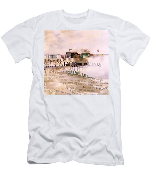 Out Of Season Men's T-Shirt (Athletic Fit)