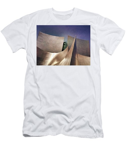 Outer Planes Men's T-Shirt (Slim Fit) by Mark David Gerson