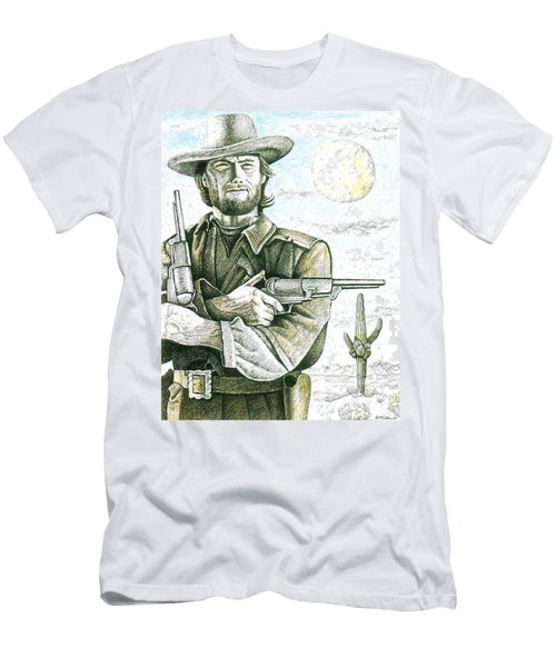 Outlaw Josey Wales Men's T-Shirt (Athletic Fit)