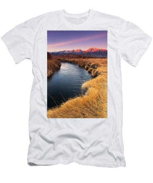Owens River Men's T-Shirt (Athletic Fit)