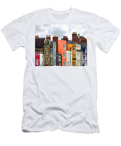 Oxford Medley Men's T-Shirt (Slim Fit) by William Beuther