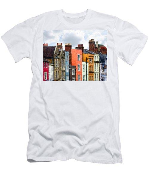 Oxford Medley Men's T-Shirt (Athletic Fit)