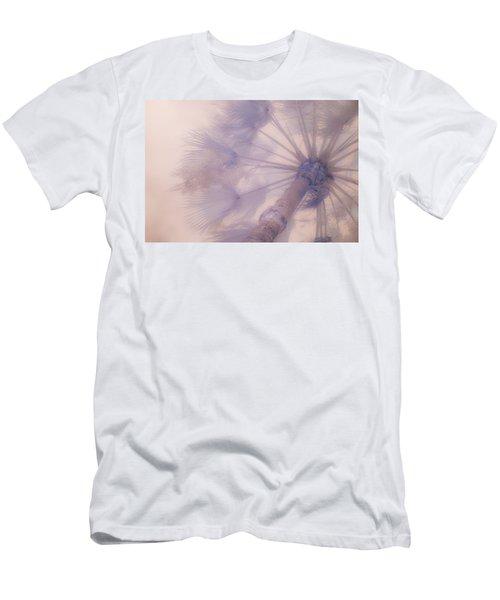 Palm Haze Men's T-Shirt (Athletic Fit)
