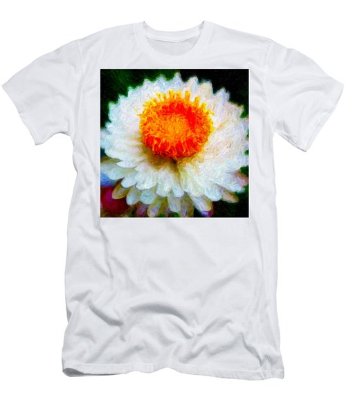 Paper Daisy Men's T-Shirt (Athletic Fit)
