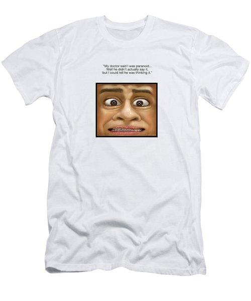 Paranoia Men's T-Shirt (Athletic Fit)