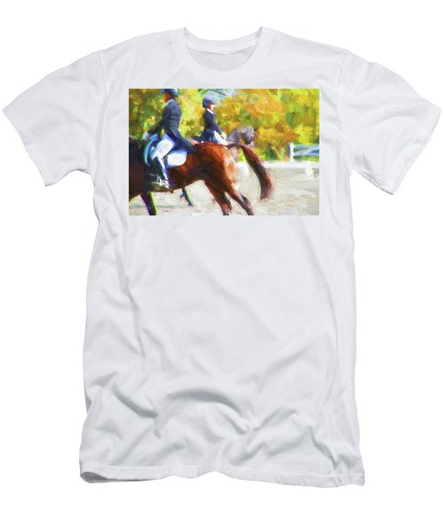 Passing Men's T-Shirt (Athletic Fit)