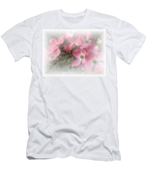 Pastels In Pink Men's T-Shirt (Athletic Fit)