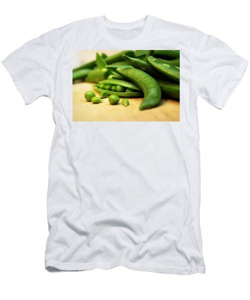 Pea Pods Men's T-Shirt (Athletic Fit)