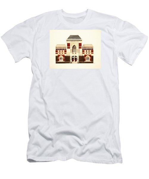 Pennsylvania Academy Of Fine Art Men's T-Shirt (Athletic Fit)