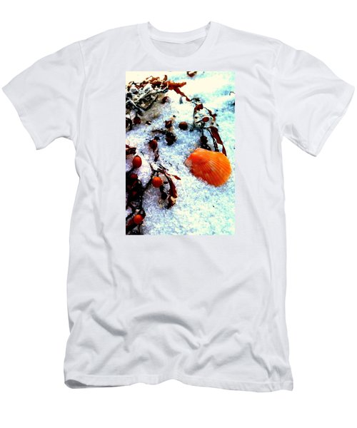 Pensacola Beach Sand Men's T-Shirt (Athletic Fit)