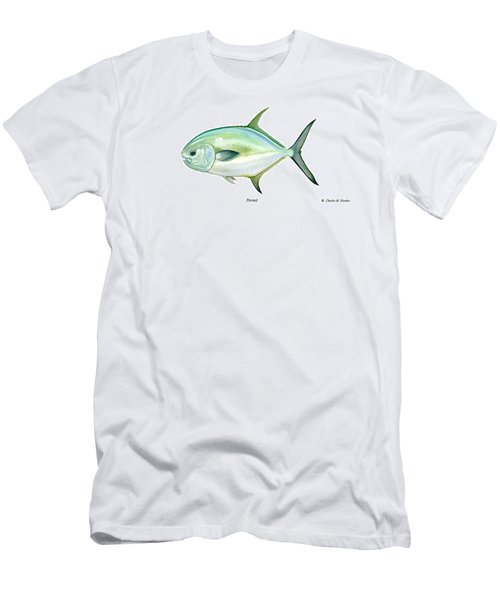 Permit Men's T-Shirt (Athletic Fit)