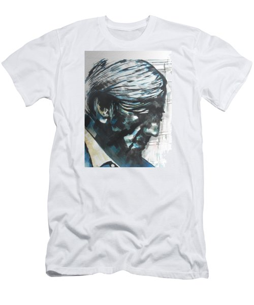 Philospher Jiddu Krishnamurti Men's T-Shirt (Athletic Fit)